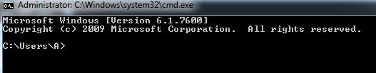 11 فایل های ویندوز را با copy /b مخفی کنید