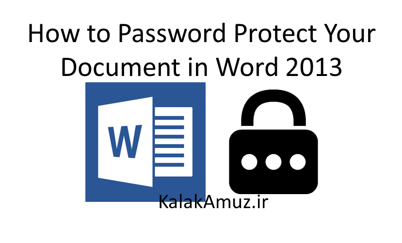 How to Password Protect Your Document in Word