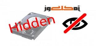 hide drive copy